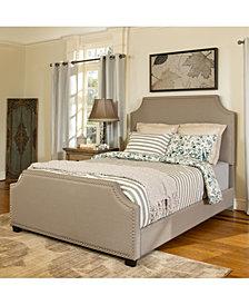 Brooks King Bedset In Linen