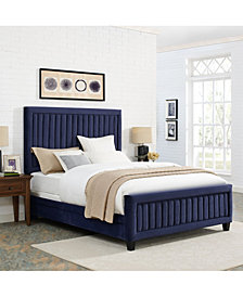 Grayson Queen Bedset In Microfiber