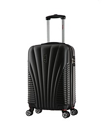 "Chicago 21"" Lightweight Hardside Spinner Carry-on Luggage"