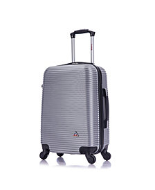"InUSA Royal 20"" Lightweight Hardside Spinner Carry-on"