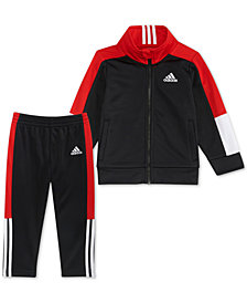 adidas Baby Boys 2-Piece Track Jacket & Pants Set