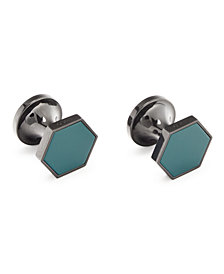 Hugo Boss Men's Geometric Cuff Links