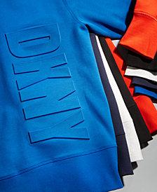 DKNY Men's Quarter-Zip Sweater