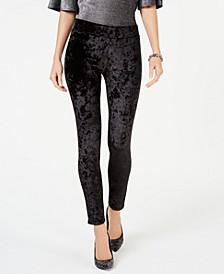 Velvet Leggings, Regular & Petite