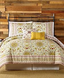 Indigo Bazaar Joanne Queen Comforter Set - 5 Piece