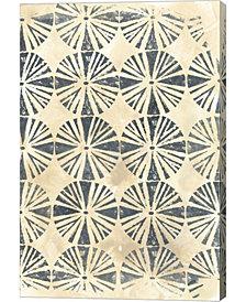 Ancient Textile I By June Erica Vess Canvas Art