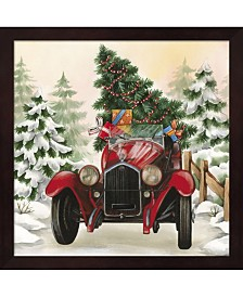 Christmas Tree Class By Dbk-Art Licensing Framed Art