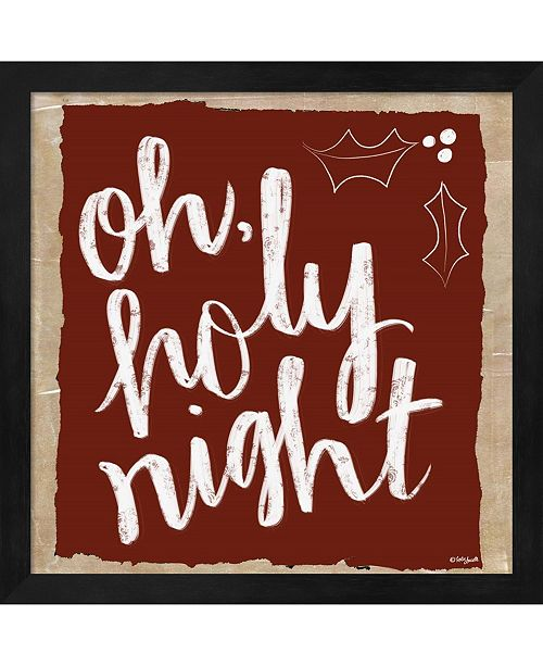Metaverse Oh Holy Night By Katie Doucette Framed Art