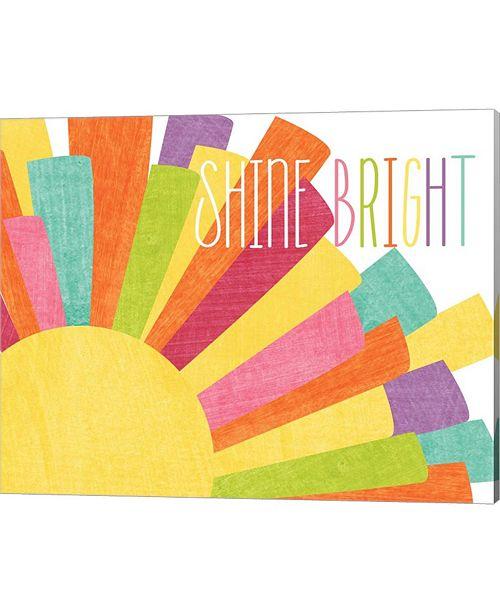 Metaverse Shine Bright By Alli Rogosich Canvas Art