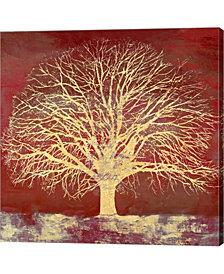 Crimson Oak by Alessio Aprile Canvas Art