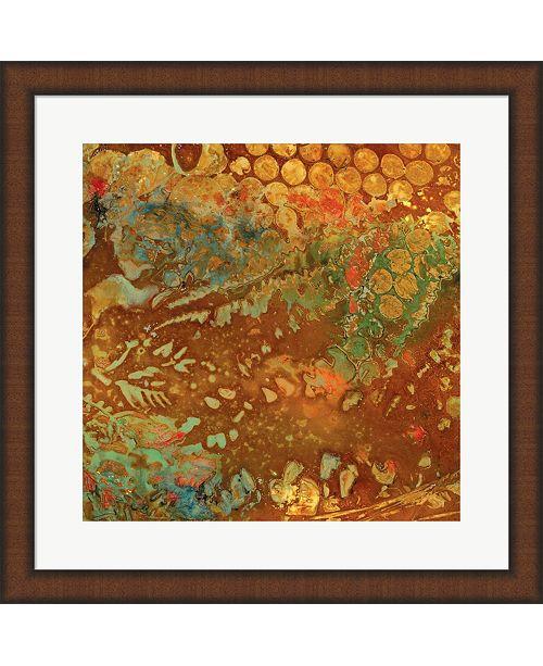 Metaverse Midori - C By Jay Zinn Framed Art