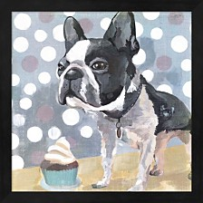 Pug Birthday By Posters International Studio Framed Art