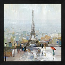 Paris By Allison Pearce Framed Art