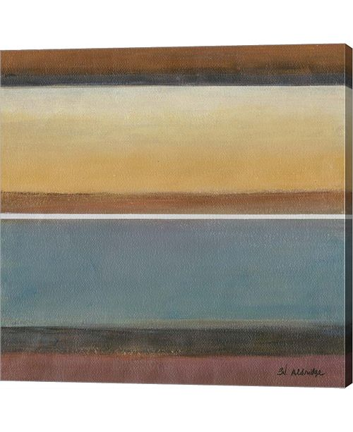 Metaverse Soft Sand Iii By W Green-Aldridge Canvas Art
