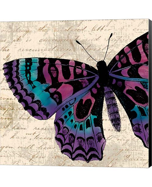 Metaverse Jewel Dreams I By Elizabeth Medley Canvas Art