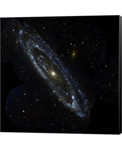 Metaverse Space Photography V By Unknown Canvas Art