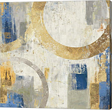 Tune I By Tom Reeves Canvas Art