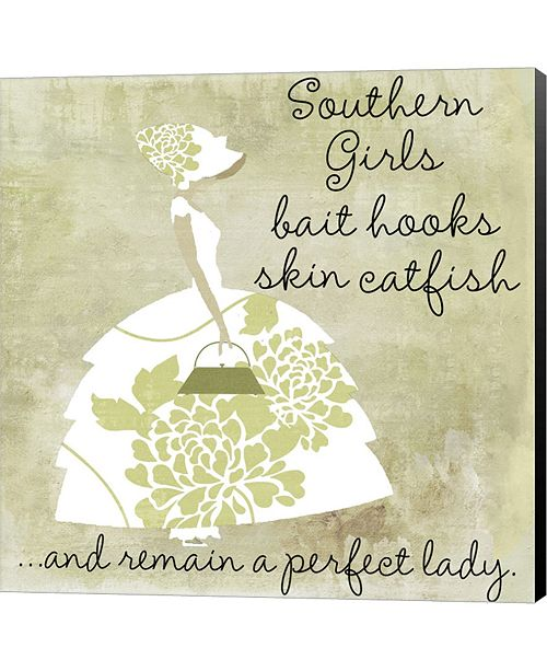Metaverse Southern Belles Two By Color Bakery Canvas Art