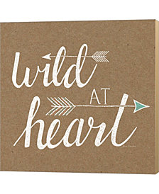 Wild At Heart By Laura Marshall Canvas Art