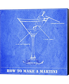 How To Make A Martin By Marcus Jules Canvas Art