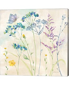 Wildflower Garden II By Cynthia Coulter Canvas Art