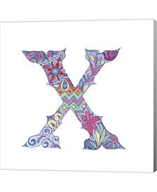 X By Green Girl Canvas Canvas Art