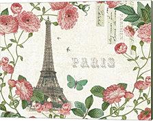 Paris Arbor I by Sue Schlabach Canvas Art