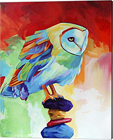A Balanced Point of View by Corina St. Martin Canvas Art