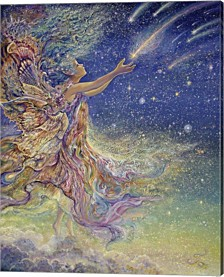 Catch A Falling Star By Josephine Wall Canvas Art