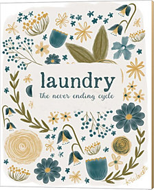 Laundry Cycle By Katie Doucette Canvas Art