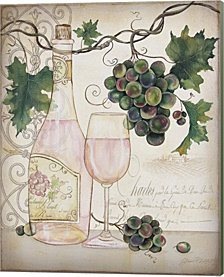 Chateau Plout Wine-A by Jean Plout Canvas Art