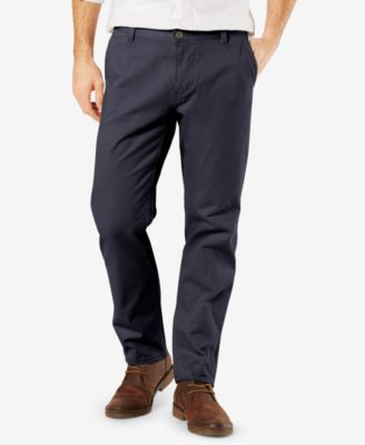 Men's Alpha Slim Fit All Seasons Tech Khaki Stretch Pants