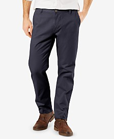 Dockers Men's Alpha Athletic Fit All Seasons Tech Khaki Stretch Pants