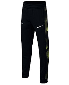 Nike Big Boys LeBron Fleece Basketball Pants