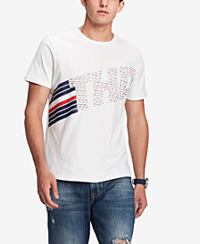 Tommy Hilfiger Denim Men's Clifton Graphic T-Shirt, Created for Macy's