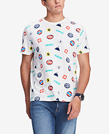 Tommy Hilfiger Denim Men's Kilmer Graphic T-Shirt, Created for Macy's