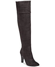 Material Girl Candice Dress Boots, Created for Macys