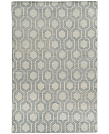 Home Maddox 56506 Blue/Beige Area Rug