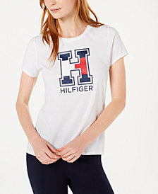 Tommy Hilfiger Sport Short-Sleeve Logo T-Shirt, Created for Macy's