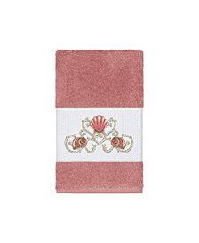 Linum Home Bella Embroidered Turkish Cotton Hand Towel