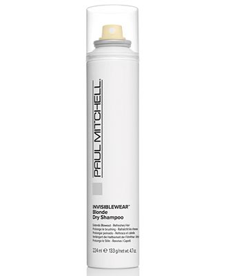 Paul Mitchell Invisiblewear Blonde Dry Shampoo, 4.7-oz., from PUREBEAUTY Salon & Spa