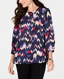 Jm Collection Dressy Tops Shop Dressy Tops Macy S