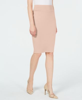 Scuba Pencil Skirt, Created for Macy's