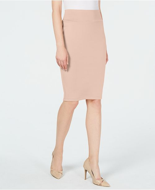 5ccf1d2d33 Thalia Sodi Scuba Pencil Skirt, Created for Macy's & Reviews ...