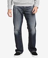 4c9a139a Silver Jeans Co. Men's Gordie Loose-Fit Straight Jeans