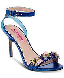 Betsey Johnson Alyna Dress Sandals