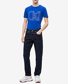 Calvin Klein Jeans Men's Slim-Fit Logo T-Shirt
