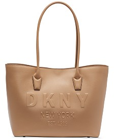 DKNY Hutton Logo Tote, Created for Macy's