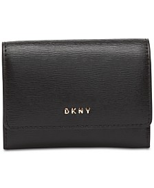 DKNY Bryant Leather Card Case, Created for Macy's