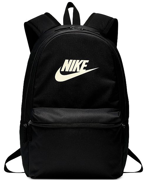 255d747c3e Nike Heritage Metallic-Logo Backpack   Reviews - Women s Brands ...